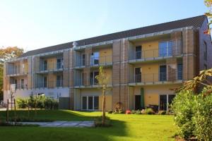 Seniorenwohnungen in Top-Lage, betreutes Wohnen