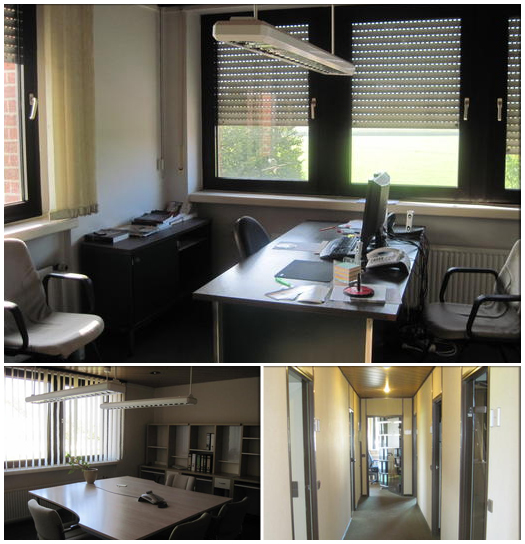 Gewerbeimmobilien, Büro, Coesfeld