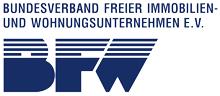 www.immo-voss.de, BFW, Bundesverband Freier Immobilien und Wohnungsunternehmen E.V.